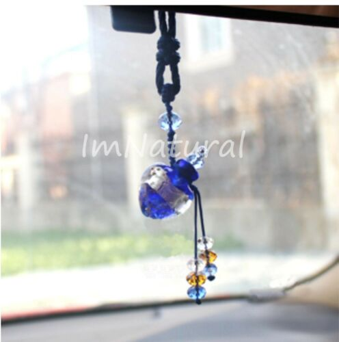 Car Aroma Pendant Heart Hanging Diffuser Necklace Aromatherapy Essential Oil