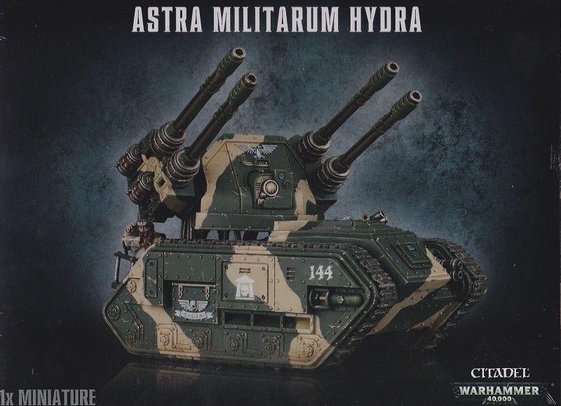 Astra Militarum Hydra  Wyvern Games Workshop Warhammer 40.000 47-21 Tanque