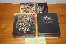 Grand Kingdom Grand Edition Limited (PS Vita) NEW SEALED, NEAR-MINT, RARE SET!