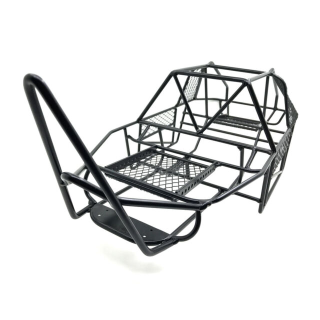 Steel Chassis Frame Body Roll Cage For Rc 110 Axial Scx10 Rock