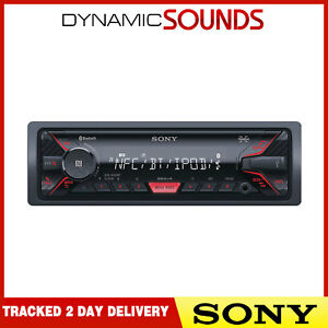 Sony-DSX-A400BT-Bluetooth-Manos-Libres-AUX-USB-MP3-Android-Ipod-Iphone-Auto-Estereo