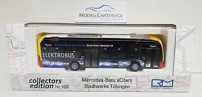 Rietze Stadtbus Mercedes-Benz eCitaro Stadtwerke Tübingen 75519