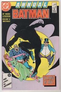 BATMAN-Annuals-LOT-10-1987-98-Byrne-Wrightson-Joker-Penguin-Two-Face-Morrow