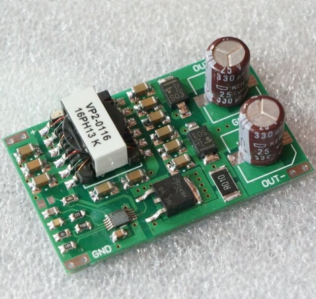 1PCS Single power supply to dual power supply ± 12V 1A power supply module