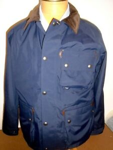 Polo-Ralph-Lauren-Navy-Blue-Water-Resistant-Field-Jacket-NWT-XXL-495