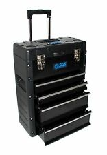 Tattoo Mobile Rolling Workstation,Material Heavy Duty Plastic,Rolling Work Case