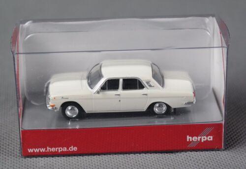 Volga M 24 beige chiaro-MERCE NUOVA! Herpa 024334-002 h0 1:87