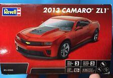 1:25 2013 Chevrolet Camaro ZL 1 Revell USA 4307