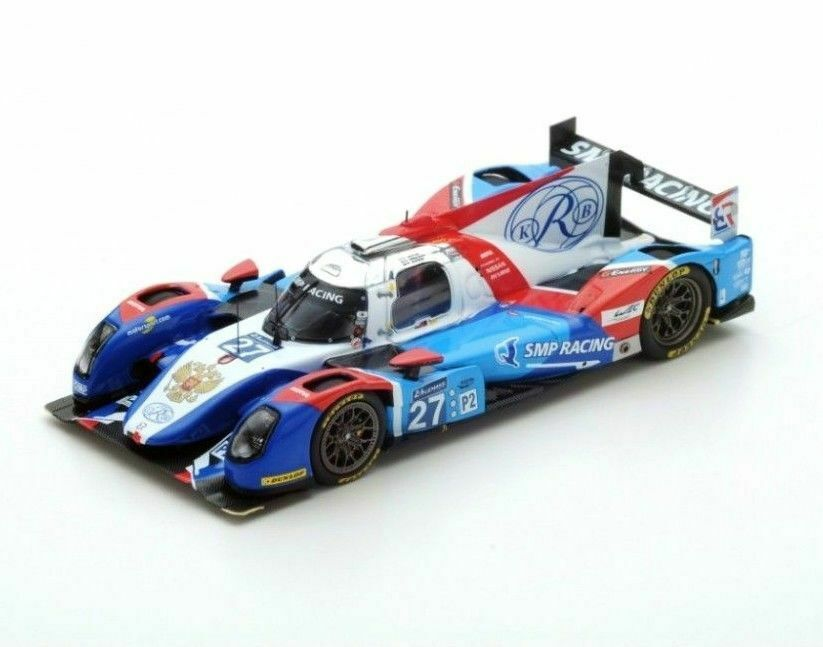 BR01-Nissan  27 SMP Racing Le Mans 2016 Minassian A Mediani S5112 Spark 1 43 NEUF
