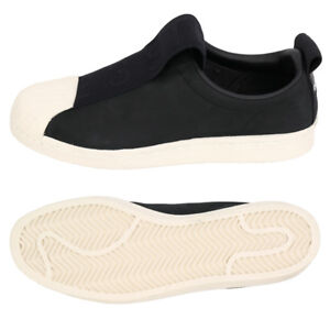 Superstar Adidas Sneakers Wcq2517Street Bw3s Shoes On Slipon Details Slip About Casual E2YWH9DI