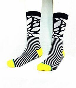43-46 L-XL Stance Sawtooth Strick Socken Socks Gr