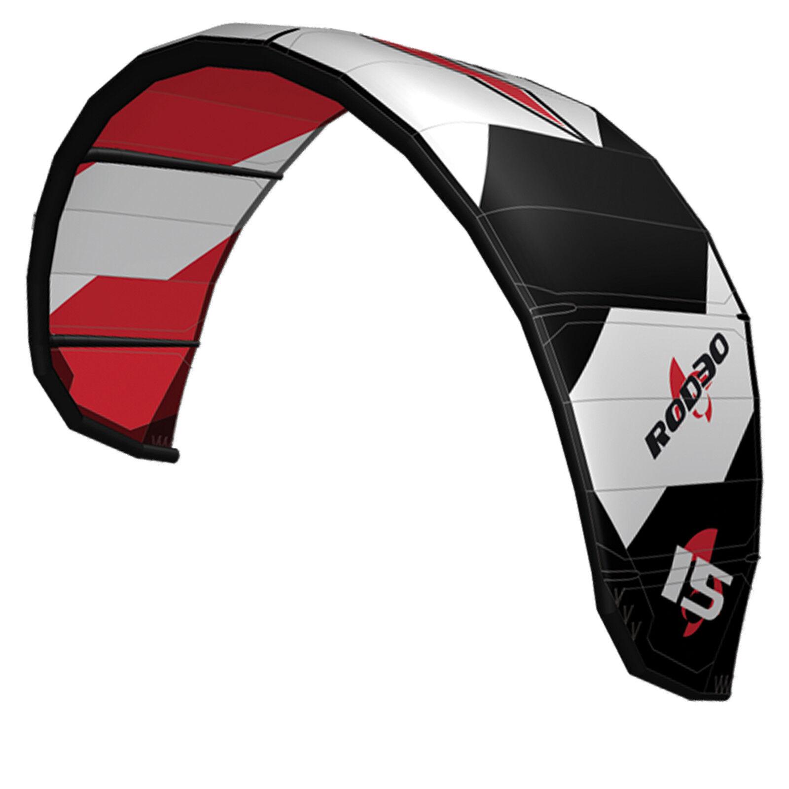 F2 Rodeo Kite  9 M ²  New School Wave Freestyle C-Kite
