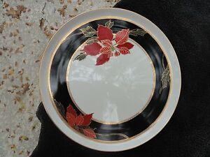 Mikasa Christmas Cake Plate