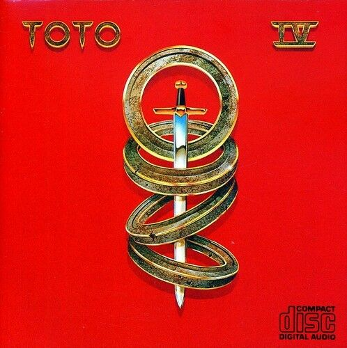 1 of 1 - Toto - Toto Iv [New CD]