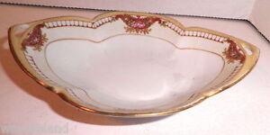 Vintage-Oval-Handpainted-Nippon-Porcelain-Nappy-or-Bowl-Signed