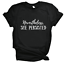 Nevertheless She Persisted Feminist T-Shirts Unisex Crew Neck Shirt Party Gift