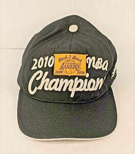 2010-LOS-ANGELES-LAKERS-CHAMPIONS-BACK-2-BACK-NBA-CHAMPIONS-BLACK-ADIDAS-HAT