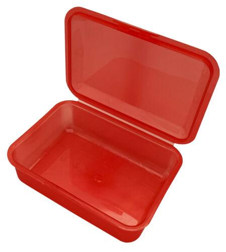 Iloda® 3x Brotdose für Kinder aus Kunststoff Brotbüchse Butterdose Lunchbox