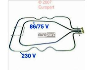 Heizung-1350-1500W-wie-Siemens-00212622-Bosch-Unterhitze