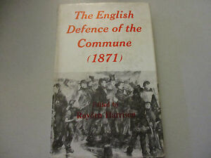Paris-Commune-British-English-Literary-Defense-Vintage-Communist-Anarchist-1971