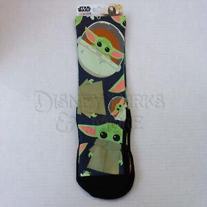 Disney Parks Socks  Star Wars The Mandalorian Baby Yoda The Child Youth Size