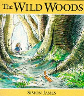 1 of 1 - James Simon, The Wild Woods, Very Good Book