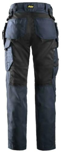 Holster Pockets FREE BELT Snickers 6701 AllroundWork Women's Work Trousers
