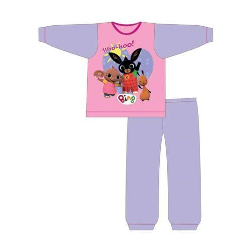 Boy Girls Kids Bing Pyjamas Nightwear PJ/'s Long Sleeve 12 months to 5 Years