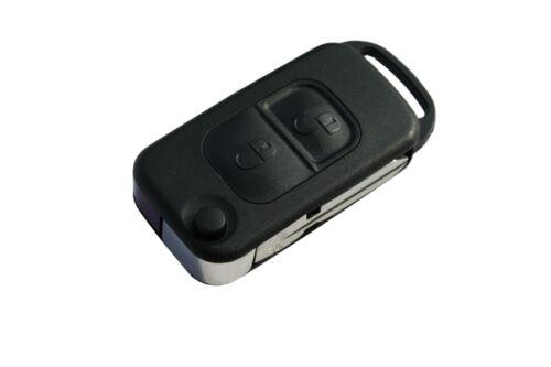 Mercedes Benz W168 W202 W208 W210 Klappschlüssel Rohling Schlüssel Gehäuse A120