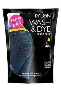 24-Paquetes-De-Dylon-LAVABLES-amp-Tenido-400G-Jeans-Azul