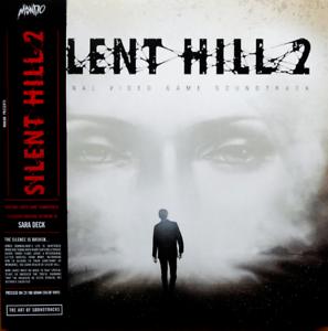 Silent Hill 2 Soundtrack Color Vinyl Record 2LP Edición Limitada Nuevo Sellado