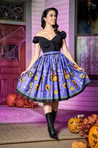 Pinup Couture/Pinup Girl Clothing - Natalie swing