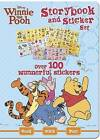Disney Winnie-the-Pooh Sticker Storybook Set by Parragon Book Service Ltd (Mixed media product, 2012)