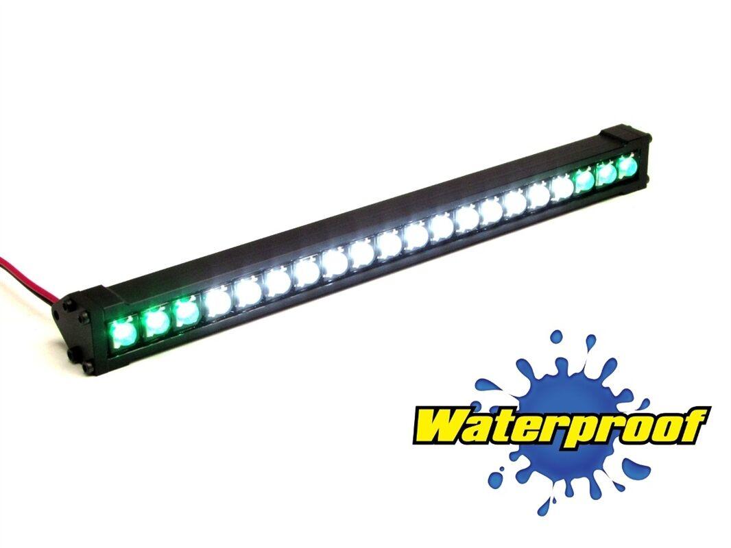 Gear Head RC 1 10 10 10 Scale Desert Torch LED Light Bar - bianca and verde GEA1188 808c94