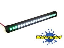 Gear Head RC 1/10 Scale Desert Torch LED Light Bar - White and Green GEA1188