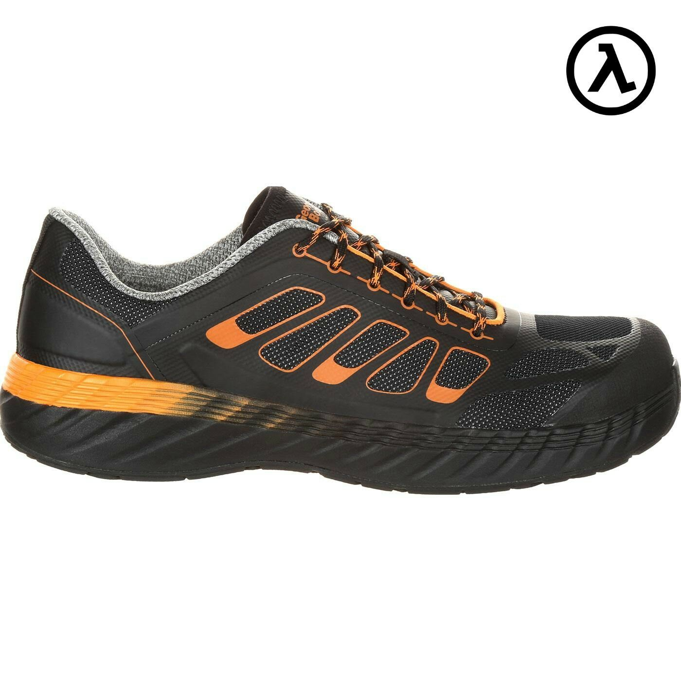GEORGIA BOOT REFLX ALLOY TOE WORK ATHLETIC SHOES GB00219 - ALL SIZES - NEW