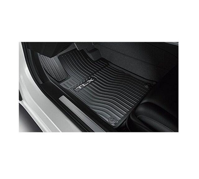 Genuine OEM 2018 Acura TLX 2wd All Season Floor Mat Set