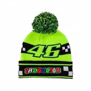 ba784e8ab9e New Valentino Rossi VR46 Moto GP The Doctor Kids Beanie 2017 Cap Hat ...