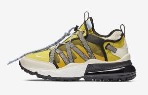 31f87cc0176a27 New Nike Men s Air Max 270 BOWFIN Shoes (AJ7200-300) Dark Citron ...