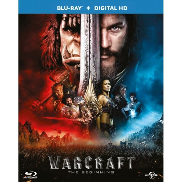 Warcraft The Beginning Blu Ray Digital Download From 2016 For Sale Online Ebay