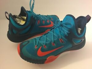 best authentic 45a0e 65091 Image is loading Men-s-Nike-Zoom-Hyperrev-2014-Athletic-Shoes-