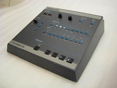 Black Case SP-1200 E-mu SP-12 Emulator ll Custom LED Display ! SP-1200