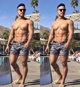 Men-Swim-Shorts-Swimwear-Swimming-Trunks-Underwear-Running-Boxer-Briefs-Pants