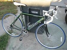 VINTAGE RALEIGH R700 ROAD COMPETITION ALUMINUM CARBON BICYCLE Shimano Ultegra