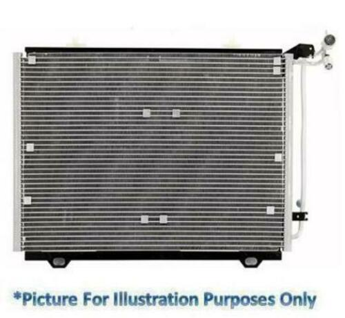 A//C Air Condenser Air Conditioning FIAT PANDA 1.2 1.1 2003-2012 Radiator