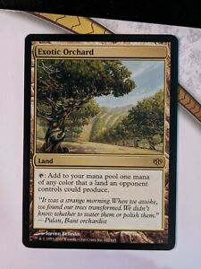 Exotic-Orchard-1x-EX-NM-Conflux-MTG-Magic-the-Gathering-English