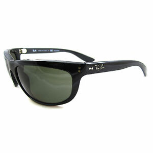 8d22382f9b Ray-Ban Sunglasses Rb4089 BALORAMA Frame Black Lens Crystal Green ...