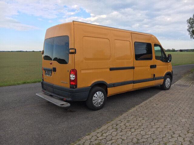 opel Movano L3 H2 årgang 2008