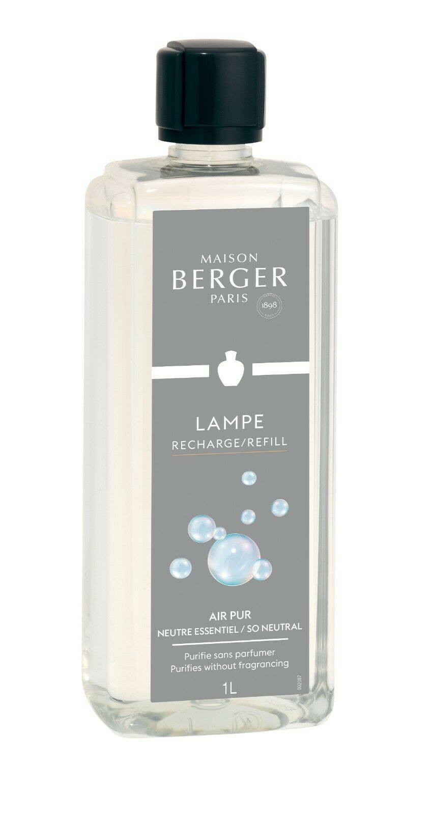 Lampe Berger 1000ml Neutral Funktionsduft günstig kaufen   eBay