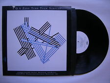 IQ6 Zang Tumb Tuum Sampled, ZTT IQ6, Various Sampler Album, Ex Condition LP